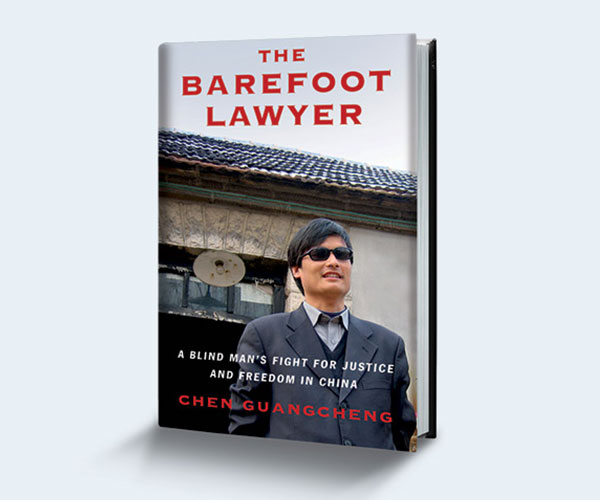 The Barefoot Lawyer book cover