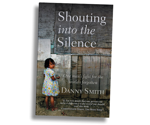 Shouting into the Silence book cover